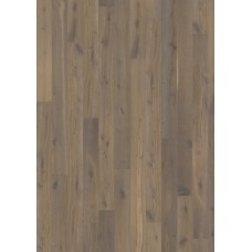 Паркетная доска Karelia Impressio Oak Story Smoked Charcoal Grey